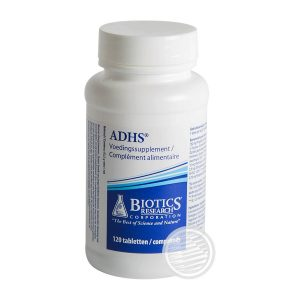Biotics ADHS 120 tabletten